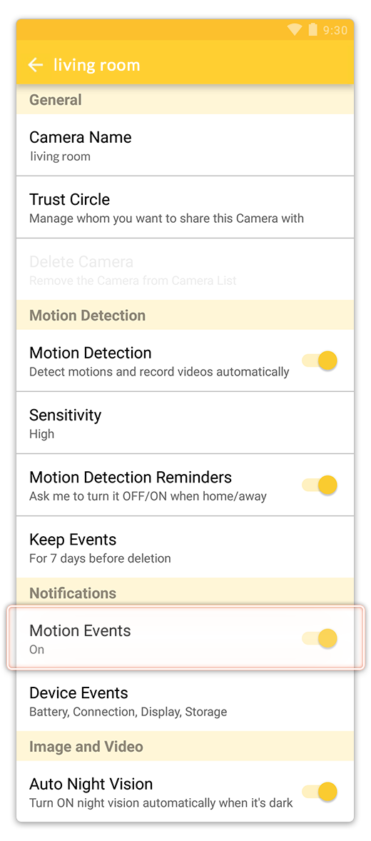 How do I set up notifications? - Frequently Asked - Alfred